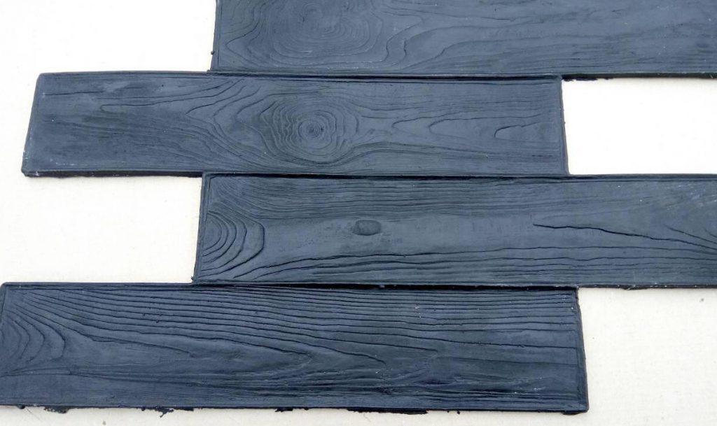 Полиуретановые штампы по бетону купить тощий бетон чехов