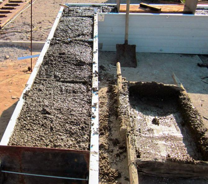 Строительство дома из монолитного керамзитобетона своими руками крупный производитель товарного бетона москва