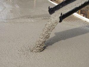Бетонная смесь f соотношение при приготовлении бетонной смеси