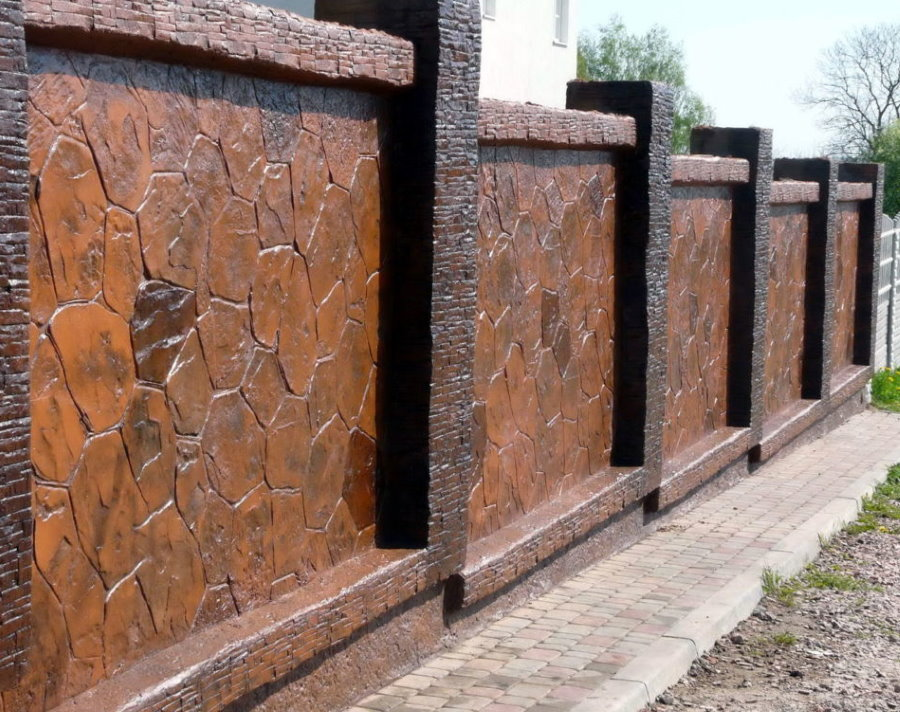 Облицовка бетона камнем картинки с бетоном