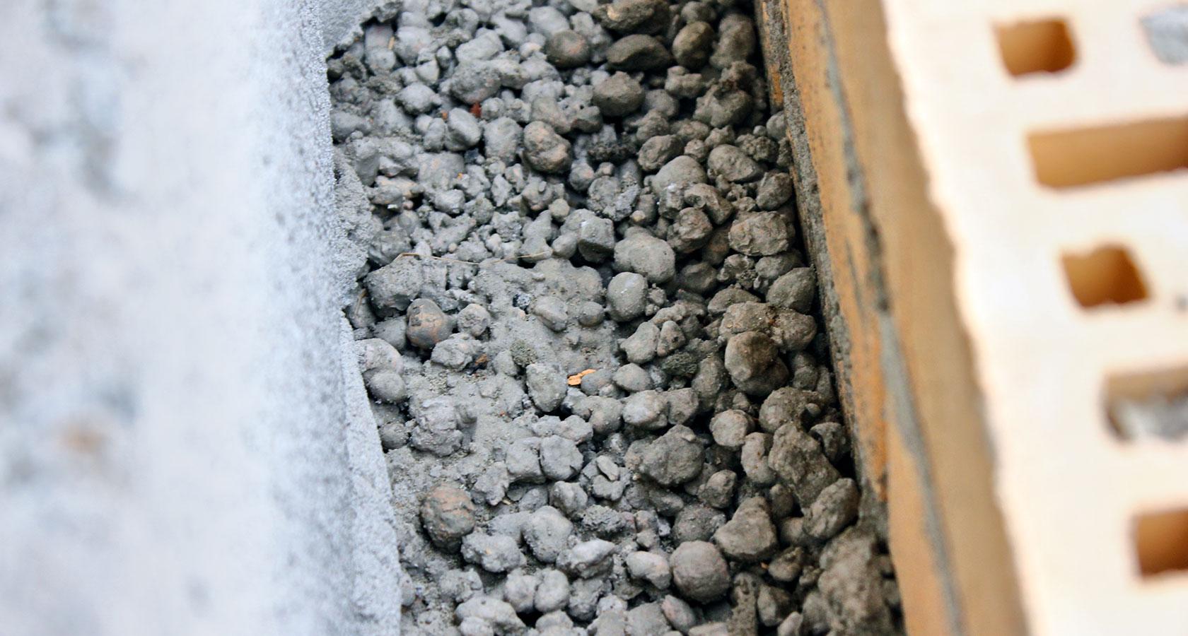 Заливка пола керамзитобетоном руками приготовление цементного раствора марки 100