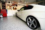 Бетонные полы в гараже своими руками – Бетонный пол в гараже своими руками