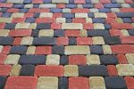 Варианты укладки тротуарной плитки – Варианты укладки брусчатки: фото, расчет количества