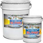 Полиуретановая грунтовка для бетона – цинконаполненные составы для пола из бетона, назначение и свойства праймера