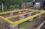 Столбчатый фундамент из блоков – Столбчатый фундамент из блоков: пошаговая инструкция