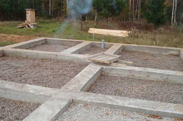 Строим баню из газобетона своими руками