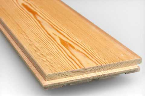 Укладка деревянного пола на бетонное основание