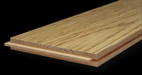 Как постелить деревянный пол на бетонное основание