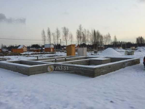 Заливка фундамента при отрицательных температурах – При какой минусовой температуре можно заливать бетон под фундамент